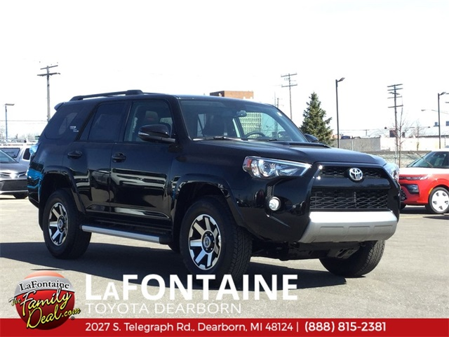 4Runner For Sale >> New 2019 Toyota 4runner Trd Off Road Premium With Navigation 4wd