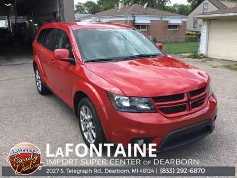 Pre-Owned 2016 Dodge Journey R/T 4D Sport Utility AWD