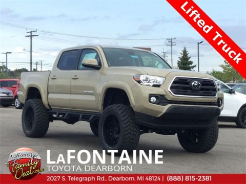 New 2019 Toyota Tacoma For Sale Dearborn MI | Detroit | #19T393