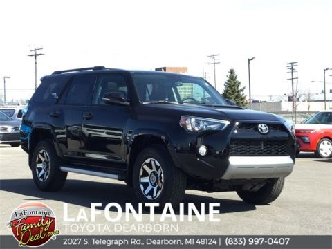 New 2019 Toyota 4Runner TRD Off-Road Premium 4D Sport Utility 4WD