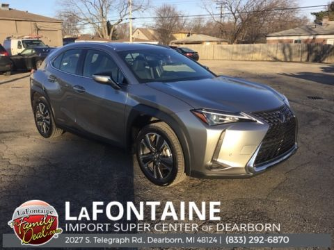 Pre-Owned 2019 Lexus UX 250h Base 4D Sport Utility AWD