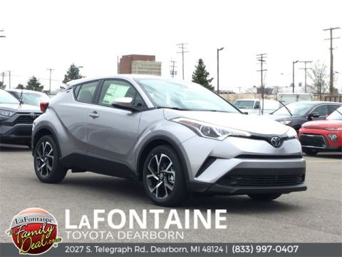 New 2019 Toyota C-HR XLE 4D Sport Utility FWD